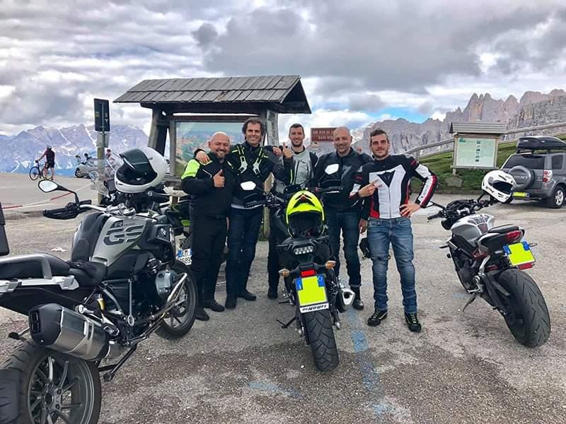 Tour dolomitico 22 e 23 Giugno 2019