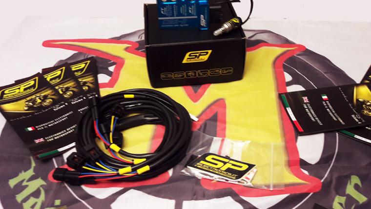 Cambio elettronico SPelectronics